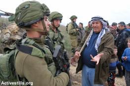 اسرائيل تخطط لمصادرة مساحات واسعة من اراضي الضفة الغربية