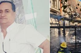 """شبهات جنائية جديدة تحوم حول وفاة رجل الأعمال  """"أبو غانم"""" حرقاً داخل منزله"""