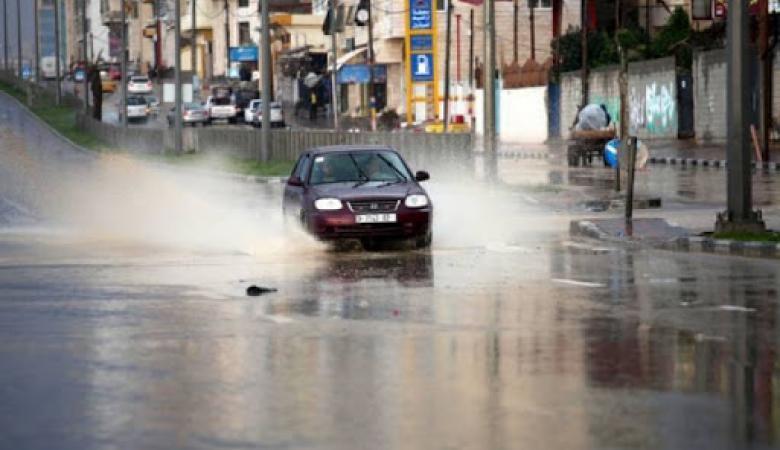 الطقس: جو بارد وماطر حتى السبت