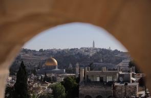البلدة القديمة في القدس المحتلة