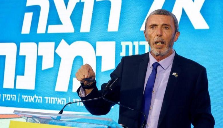وزير اسرائيلي يعلن اصابته بفيروس كورونا