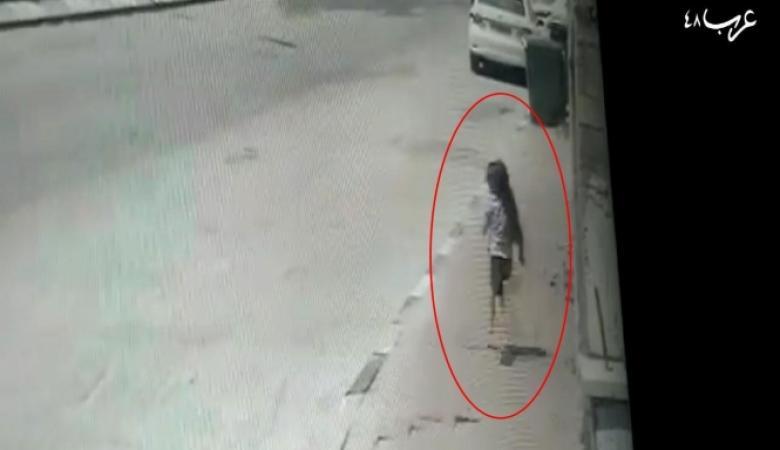 """فيديو  يرصد طفلة السيدة وفاء مصاروة.. """"أمي ذبحت"""""""