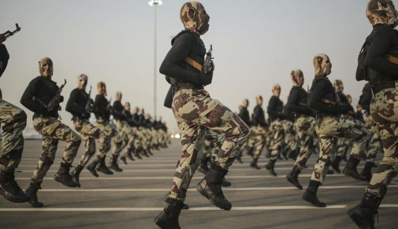 السعودية تتصدر دول العالم في الانفاق العسكري