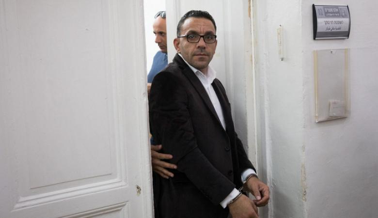 """الاحتلال يطلق سراح محافظ القدس """"عدنان غيث"""""""