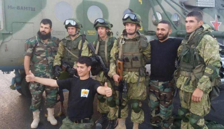 1800 جندي روسي يبدأون بالرحيل عن سوريا