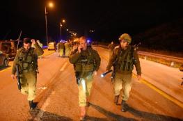 حملة اعتقالات ومصادرة لكاميرات مراقبة في نابلس