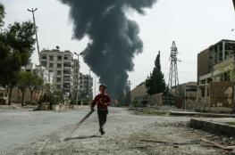 التحالف الدولي يقصف اهدافاً لداعش شمالي العراق