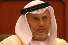 الامارات : قدمنا أدلة واضحة على  دعم قطر للارهاب