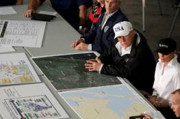 ترامب يعلن حالة الطوارئ في فلوريدا استعدادا للاعصار المدمر