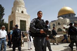 أكثر من 100 اعتداء ارتكبها الاحتلال في الأقصى خلال الشهر الماضي