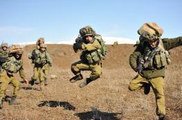 لواء جفعاتي يحصل على جائزة أفضل قوة برية في الجيش الاسرائيلي