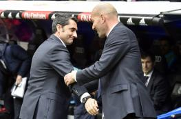 زيدان يدافع عن فالفيردي عقب إقصاء برشلونة
