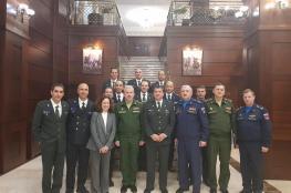 اتفاق روسي اسرائيلي على تنظيم العمل العسكري في سوريا ولبنان
