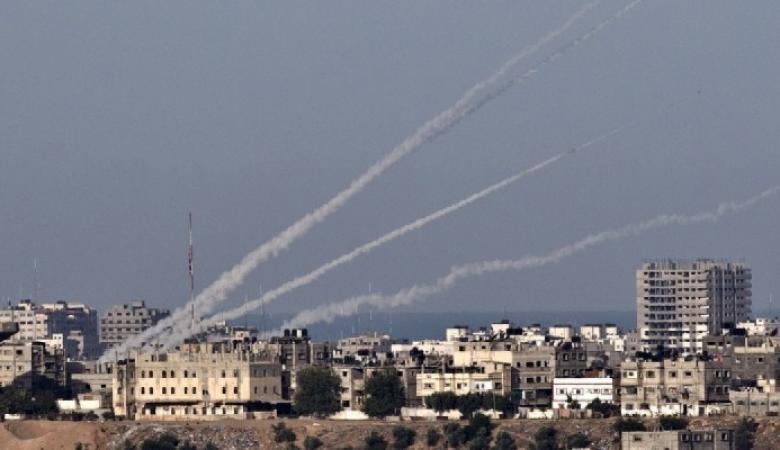 المقاومة تقصف مستوطنات الغلاف ومدفعية الاحتلال ترد