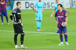 مفاجأة ..ميسي قد يستمر في برشلونة عام آخر