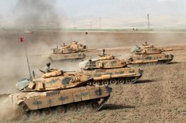 الجيش التركي يعلن مقتل 260 مسلحا من المقاتلين الاكراد في عفرين السورية