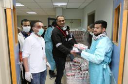 قلقيلية : افتتاح سوق لدعم الاسر المحتاجة
