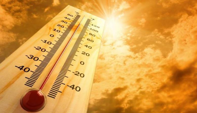 الطقس: أجواء شديدة الحرارة وأعلى من معدلها بـ6 درجات