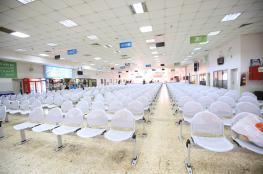 اعداد الفلسطينيين المسافرين عبر معبر الكرامة تحقق رقماً قياسياً