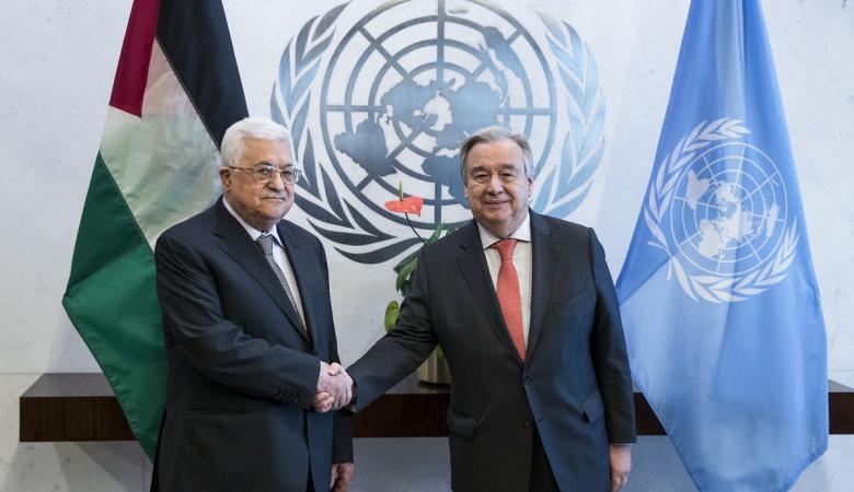 أمين عام الأمم المتحدة يشكر الرئيس بشأن رسالته الخاصة بكورونا