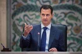 بشار الاسد يشترط على ترامب الاعتراف بشرعيته لكي يهنئه بفوزه