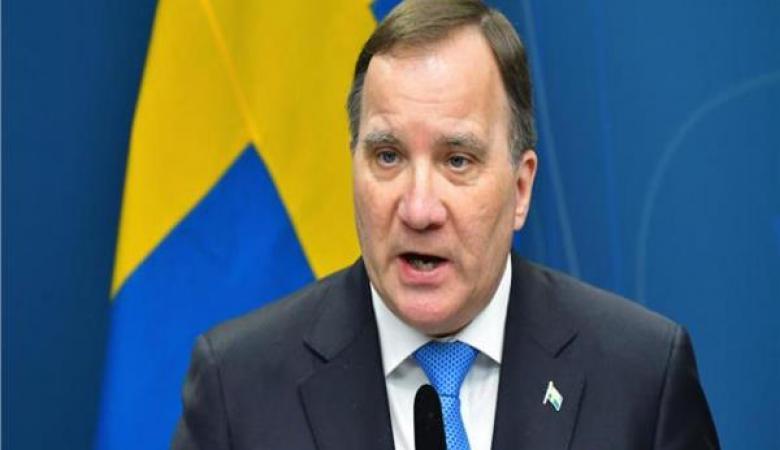 رئيس وزراء السويد: ضم الأراضي المحتلة غير مقبول وندعم حل الدولتين