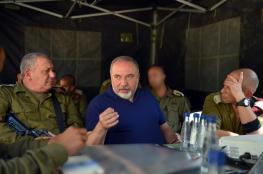 بعد صاروخ الفجر ...ليبرمان يتوعد غزة بضربة مؤلمة