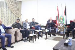 حماس والديمقراطية يتفقان على تعزيز الوحدة الوطنية