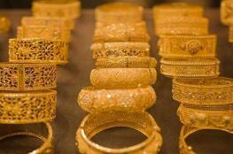 الذهب يتجه الى أعلى سعر له منذ خمس سنوات