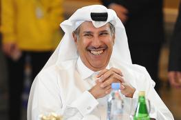 حمد بن جاسم يدعو السعودية للوحدة والتلاحم