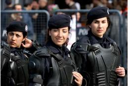 تركيا تعلن السماح لمجندات الجيش بارتداء  الحجاب