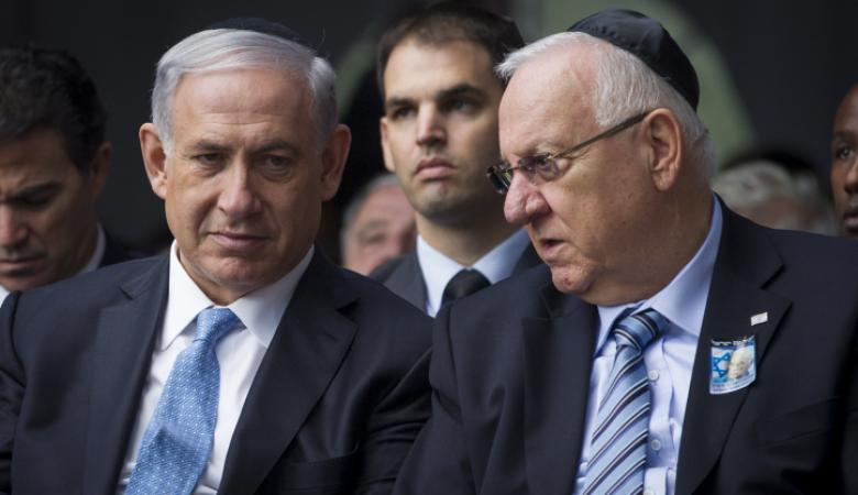 الرئيس الاسرائيلي يدعو نتنياهو الى الرحيل عن الحكم