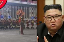 زعيم كوريا الشمالية يبكي بعد إعلان خلو بلاده من فيروس كورونا