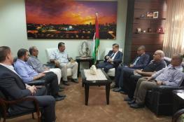 عواد يطالب الاونروا باعادة فتح مستشفى الوكالة في قلقيلية فورا|ً