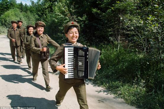 بلد الزعيم الكوري الشمالي ....صور لم تشاهدها من قبل