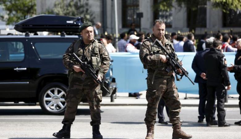 """تركيا تعتقل """"18"""" شخصاً ينتمون لتنظيم داعش"""