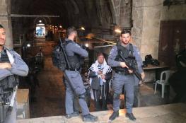المتطرف غليك يقود اقتحامات المستوطنين للمسجد الأقصى