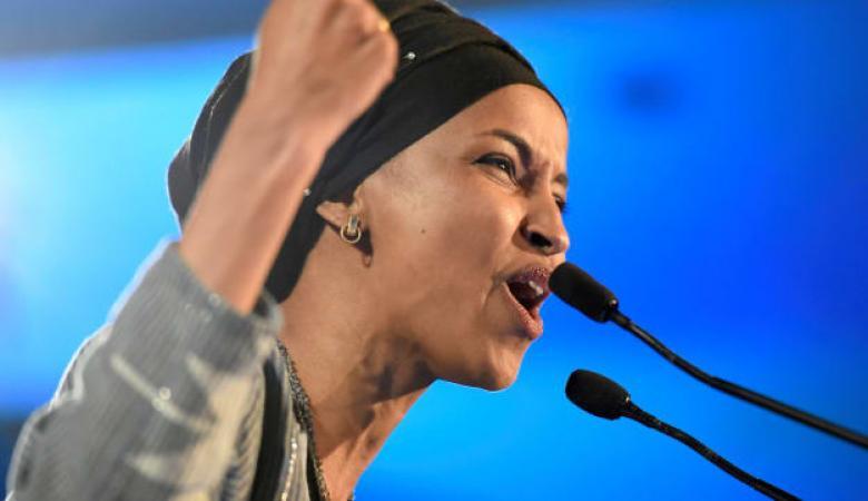 """نائبة امريكية مسلمة تعتذر عن مهاجمتها """"اسرائيل """""""