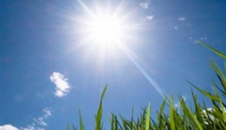 حالة الطقس: الجو جاف وحار إلى شديد الحرارة