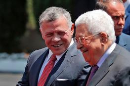 الرئيس والعاهل الأردني يتبادلان التهاني بعيد الفطر
