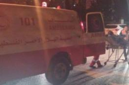 اصابة خمسة مواطنين طعنا بالسكاكين في شجار غرب رام الله