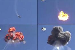 المعارضة السورية تسقط طائرة للنظام قرب الحدود الفلسطينية المحتلة