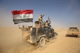 القوات العراقية تبدأ عملية اقتحام الموصل