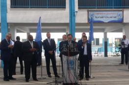 بان كي مون : على العالم محاسبة اسرائيل على الحصار الذي تفرضه على غزة