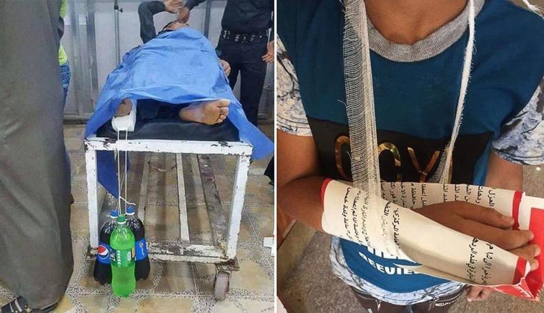 المستشفيات العراقية: أطباء يطردون المرضى وانتشار للأدوية التالفة