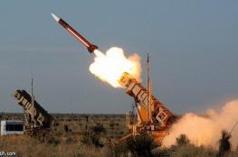 التحالف العربي يعترض صاروخين باليستيين بمأرب