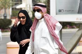 أكثر من ألف اصابة بفيروس كورونا في الدول الخليجية