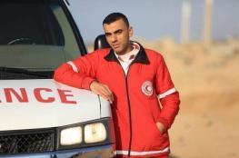 استشهاد ضابط اسعاف بعد اصابته برصاص الاحتلال