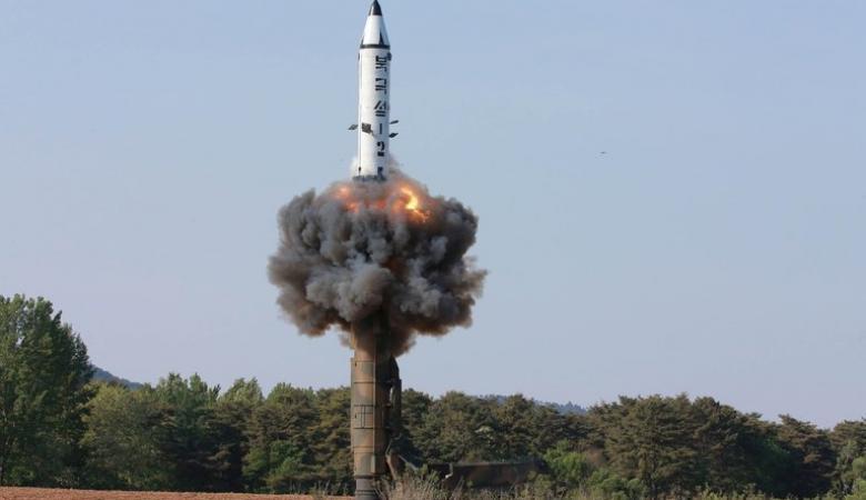 رصد غاز خطير ناتج عن التجربة الصاروخية  الكورية الشمالية المرعبة