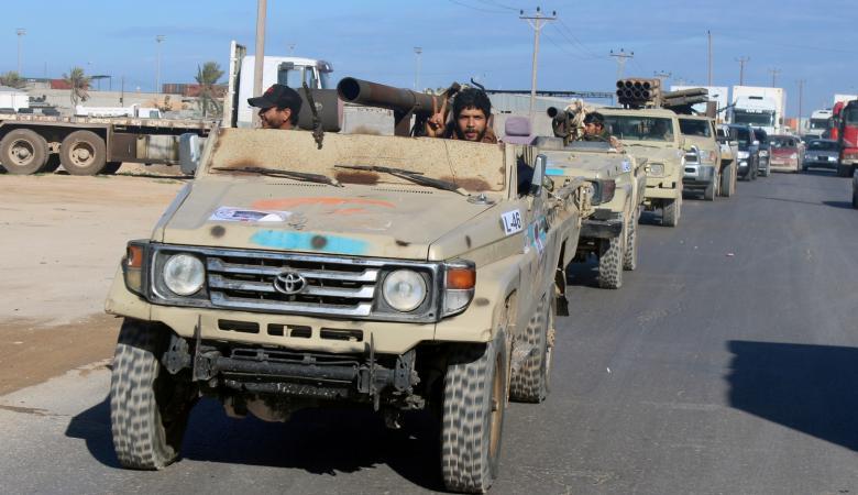 """""""الصليب الأحمر"""" تحذر من تردي الوضع في ليبيا"""